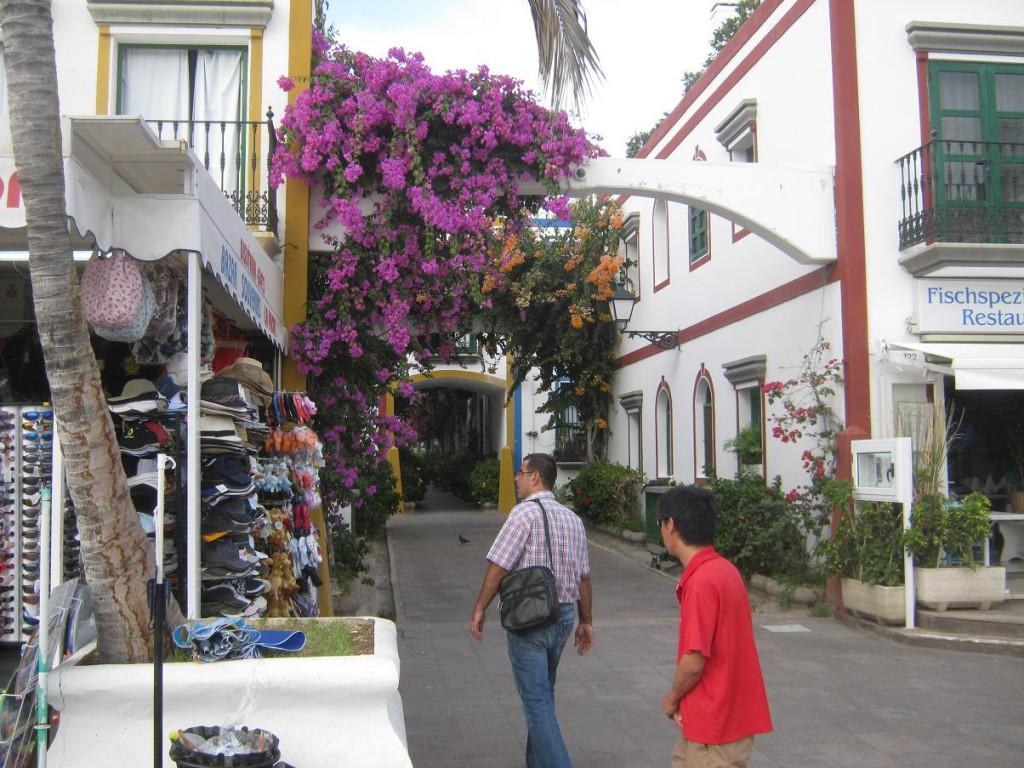 Марина в Могане.